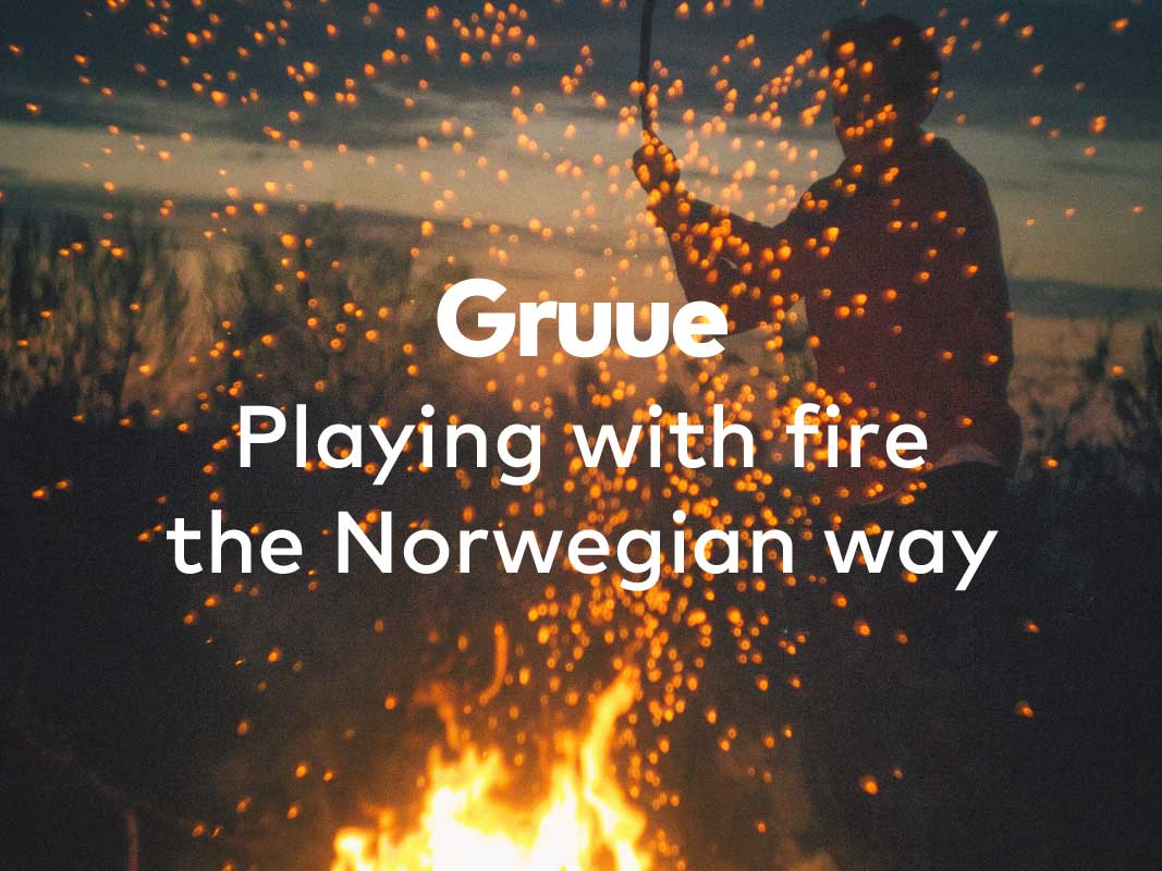 Gruue Kamado and pizza ovens from Norway